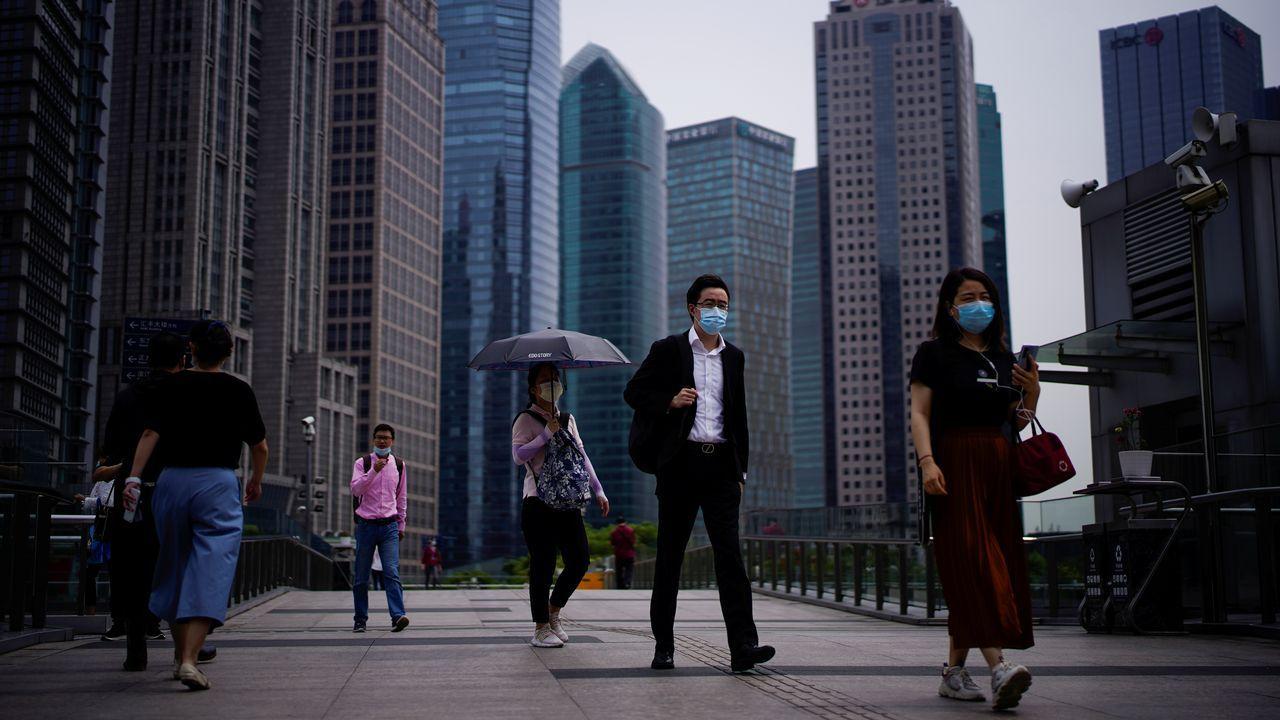 Los últimos casos detectados en China son importados