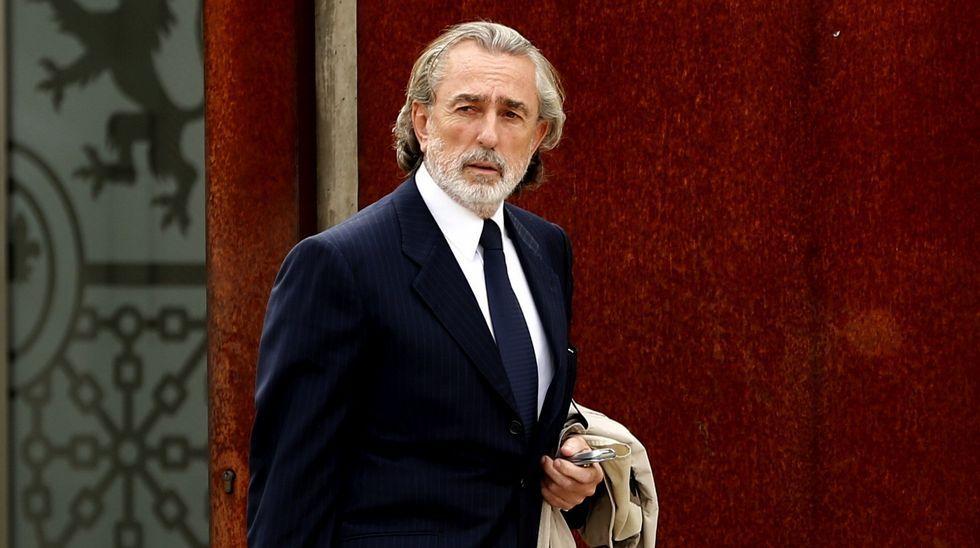Pablo Crespo: «Hubo rumores de que la operación Gürtel la orquestó Rubalcaba».José Blanco
