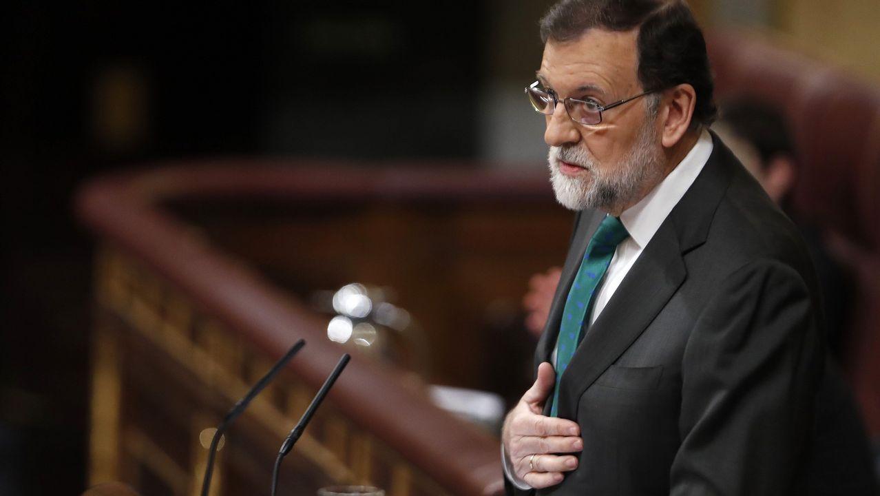 Rajoy ha acusado a Ábalos de mentir al Congreso con una «interpretación manipulada» de la sentencia de Gürtel.