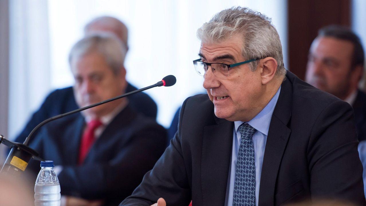 Antonio Vicente Lozano, exdirector general de Presupuestos de la Junta, ha sido condenado a 9 años de inhabilitación