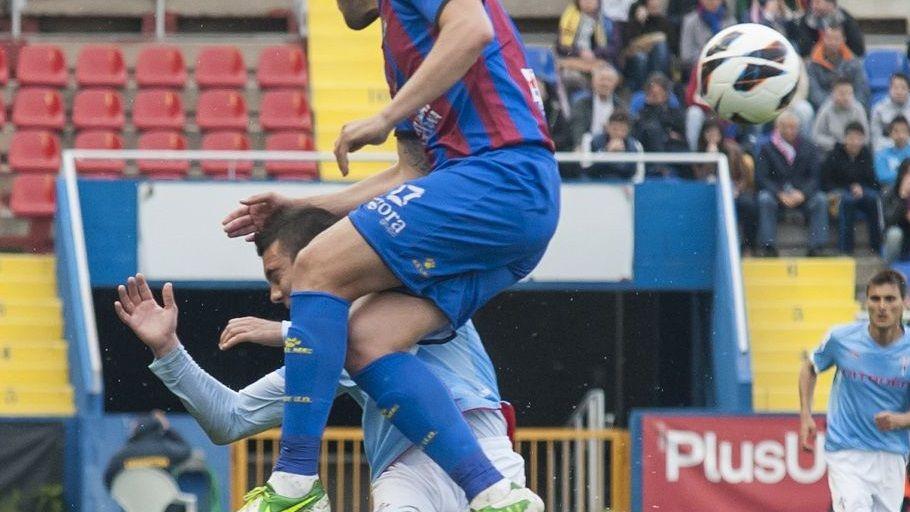 148 - Levante-Celta (0-1) el 27 de abril del 2013