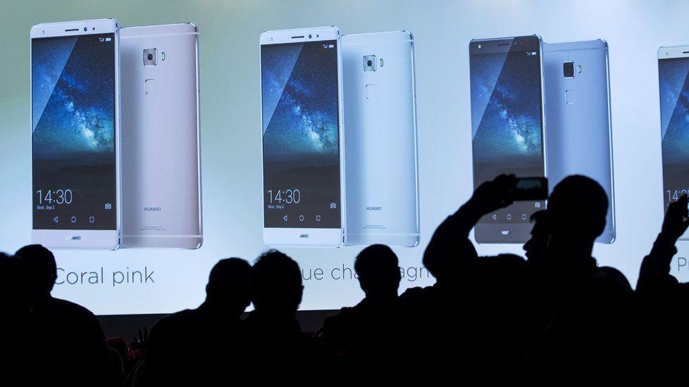 El Samsung Galaxy S6.