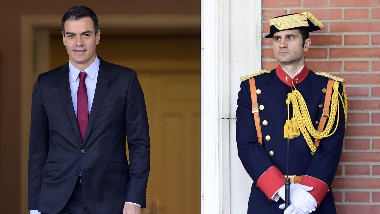 Sánchez firma la disolución de las Cortes y Casado recurrirá los decretos leyes