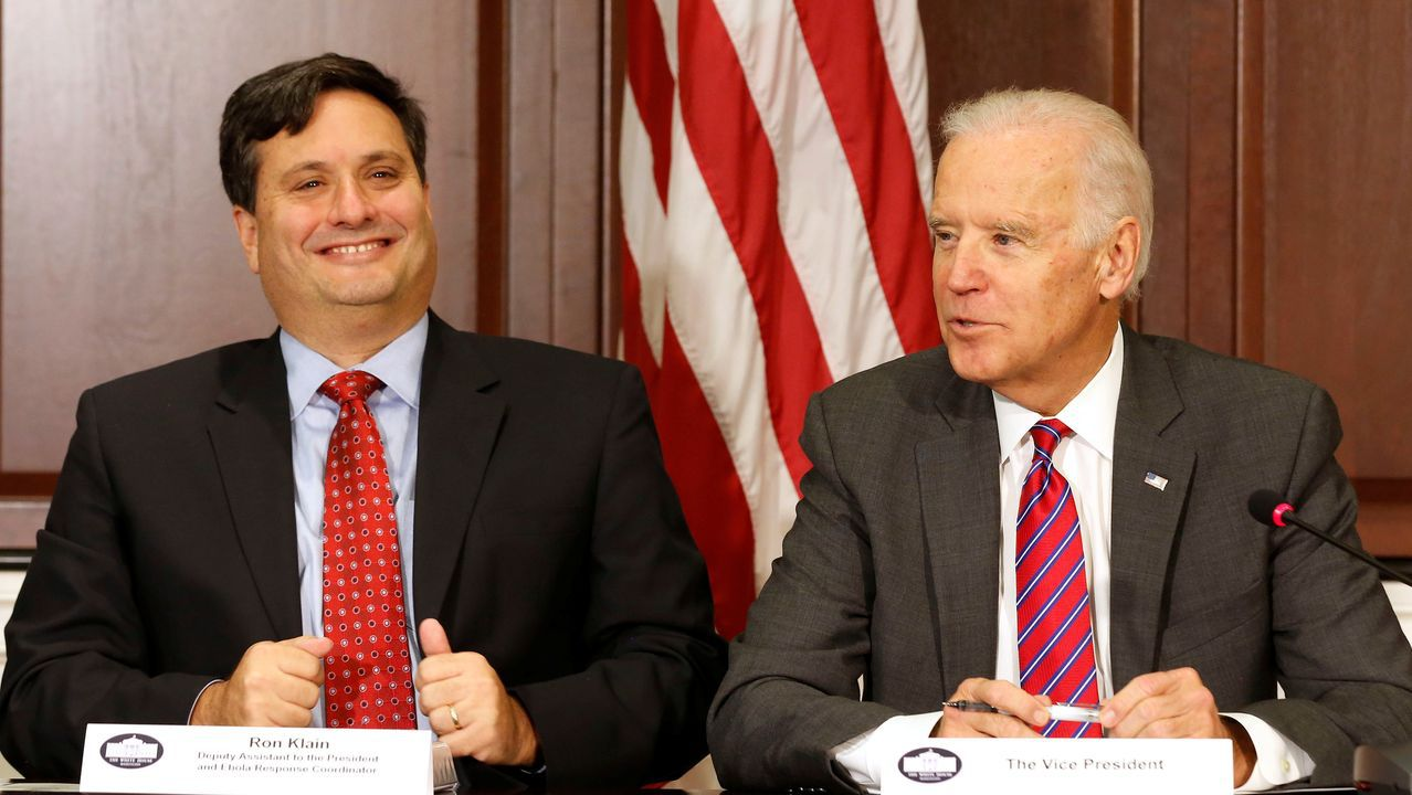 Biden ha elegido como nuevo jefe de gabinete de la Casa Blanca al veterano demócrata, Ron Klain