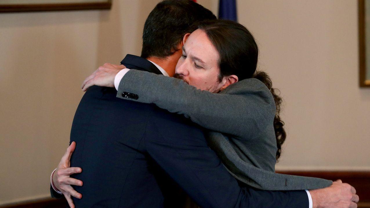 O BNG lembrou a Castelao en Rianxo polo seu 70 cabodano.Sánchez teme la falta de cohesión en el Gobierno de coalición con Iglesias