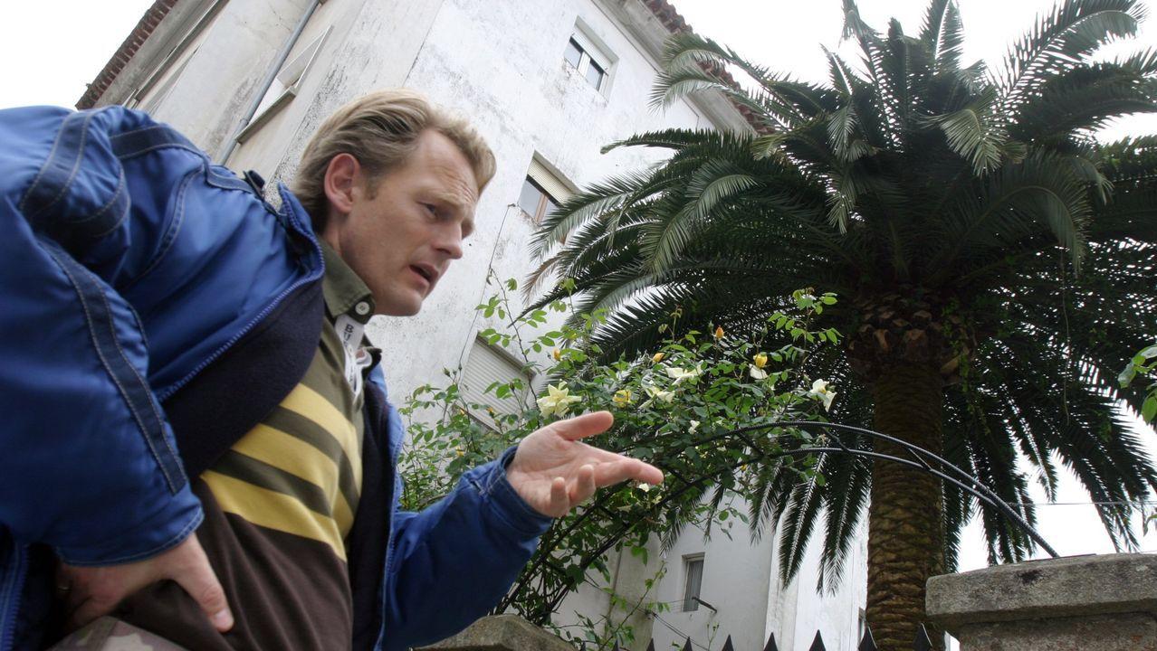 Ralf Schuette-Glasz  avisó en 2007 de la plaga que se avecinaba
