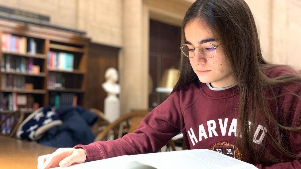 Paula Leyes quiere hacer algo relacionado con las matemáticas y la informática, pero todavía no tiene que decidirse