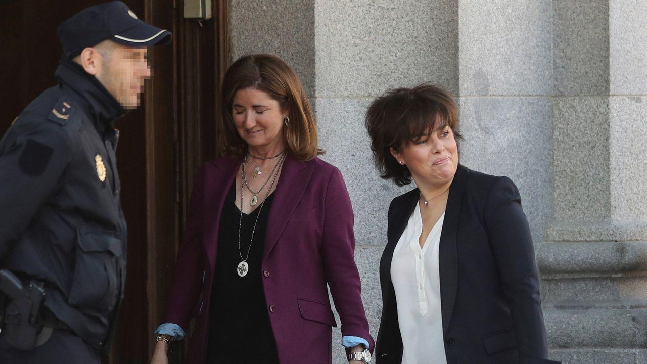 Juicio del 1-0 en directo: el informe final de las defensas.El expresidente de la Generalitat Carles Puigdemont