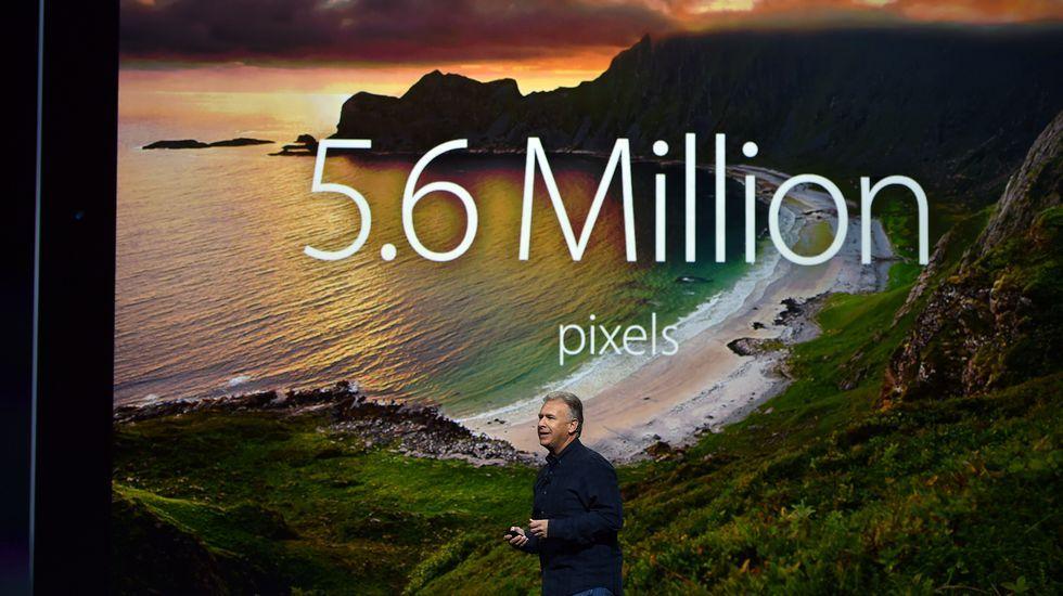 Expectación en San Francisco por las novedades de Apple.