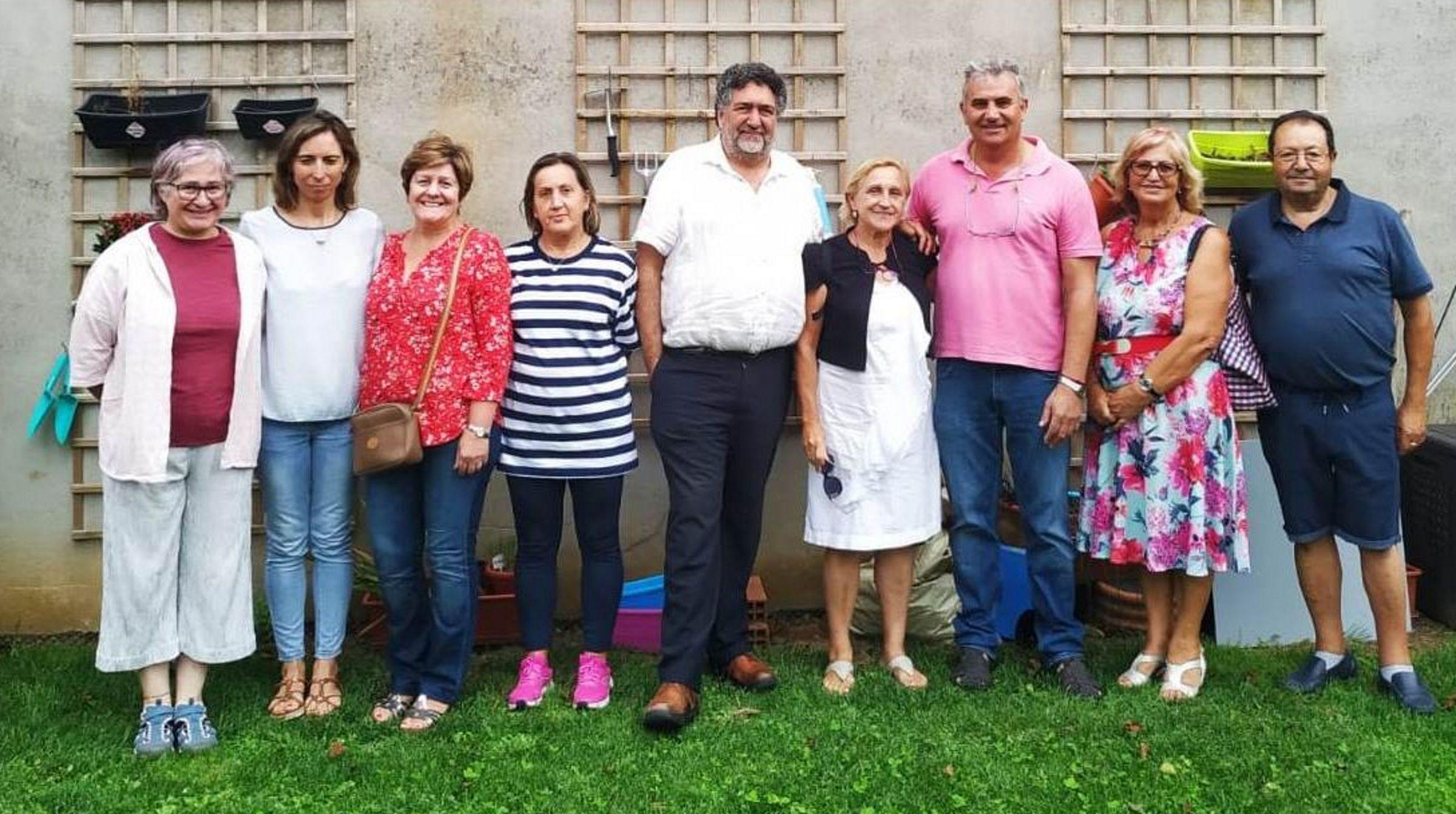 A carcajada limpia en Cee con Antón Coucheiro