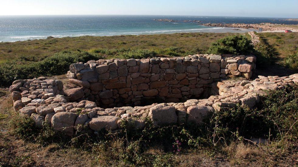 Primer fin de semana de terrazas abiertas en la Costa da Morte: ¡las fotos!.Pablo Blanco Veiga é natural de Romelle (Zas)