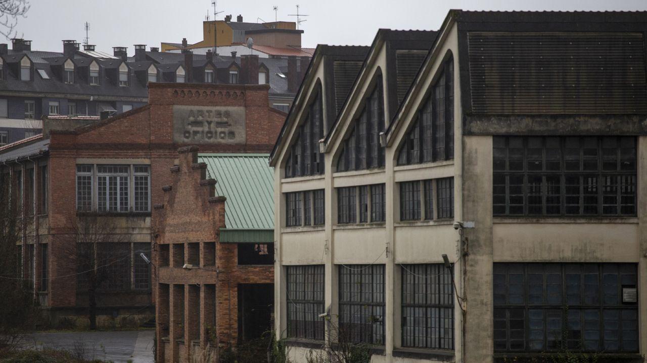 Lev 2020.Complejo de la antigua fábrica de armas