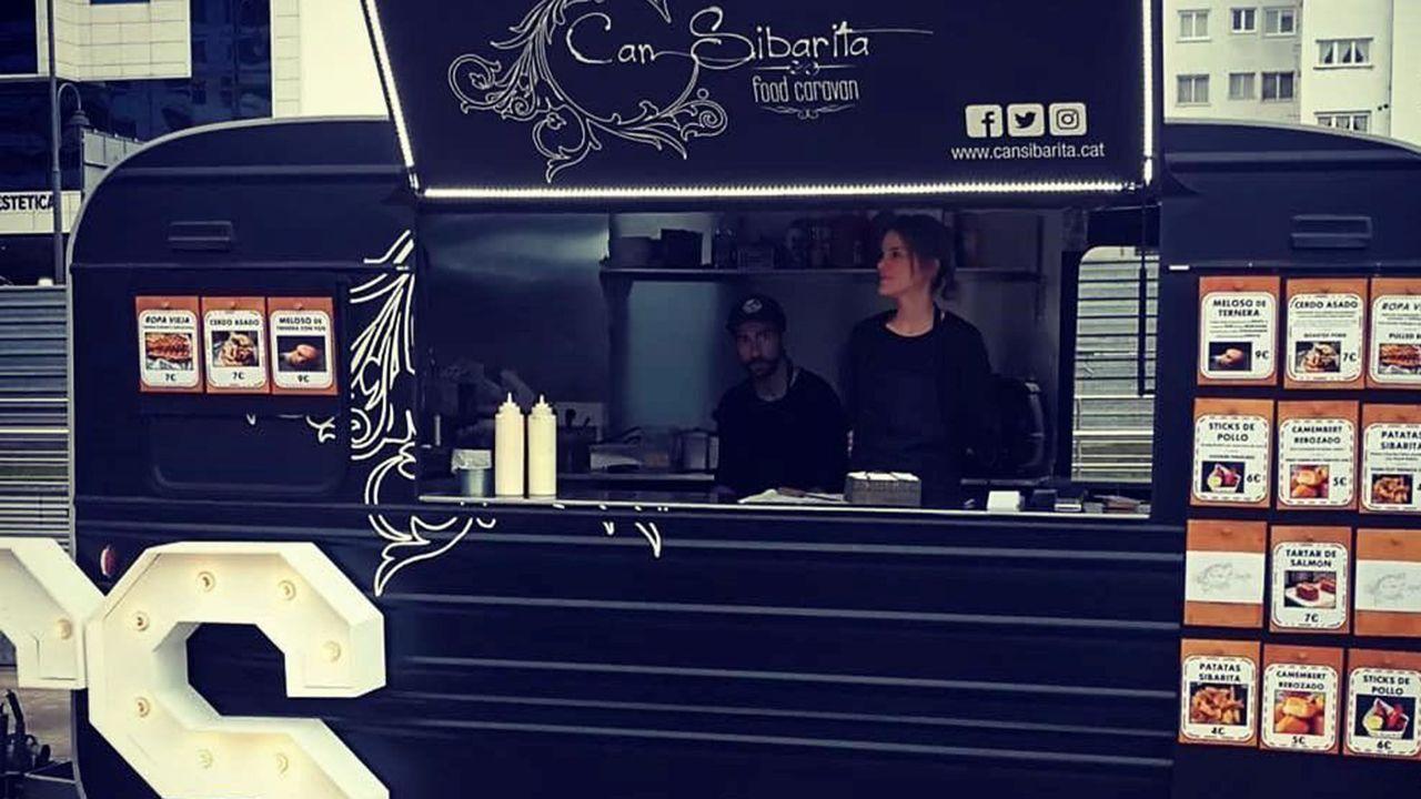 La Food Truck Can Sibarita