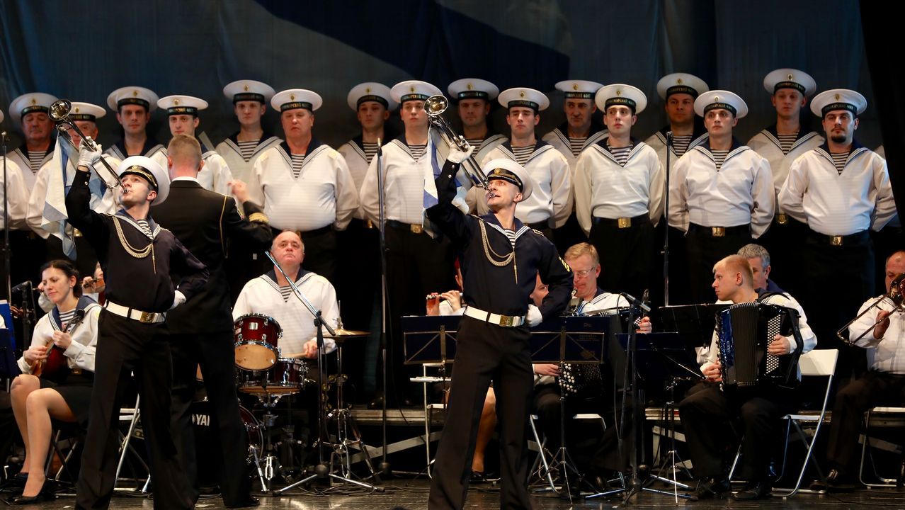 El folclore ruso llega a Santiago