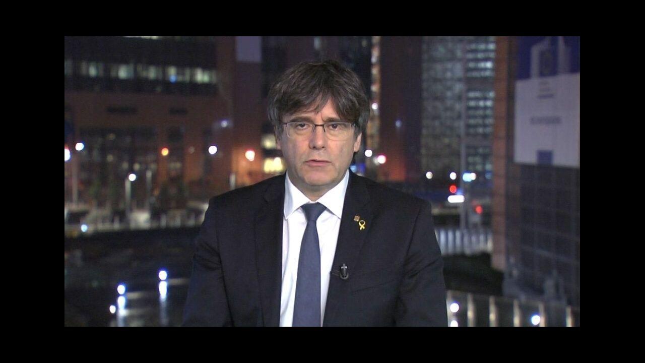 | EFE.Carles Puigdemont