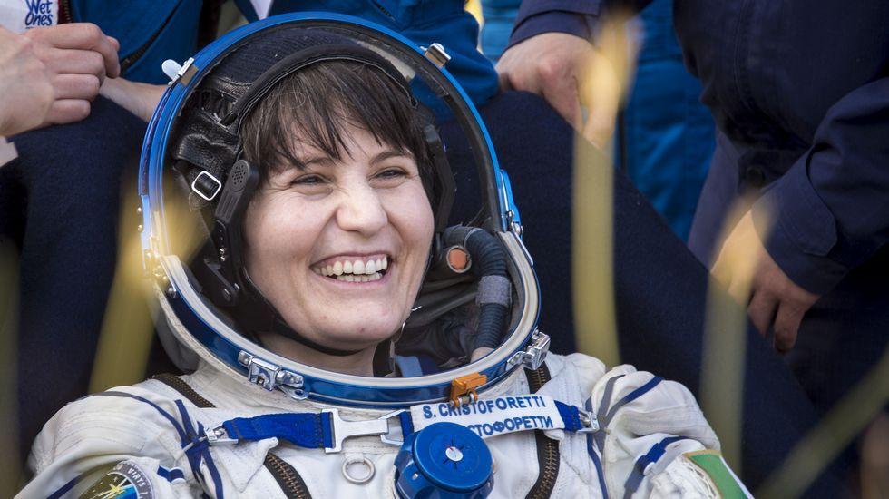 Así se desintegró el «Dragon» camino de la ISS.El Progress M-28M en el momento de su despegue