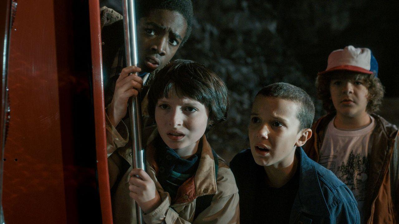 La segunda temporada de «Stranger Things» fue vista íntegra el día de su estreno por 361.000 personas.