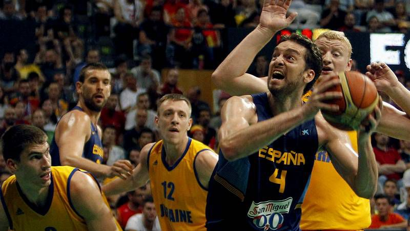 Toda la información del Mundial de baloncesto en España