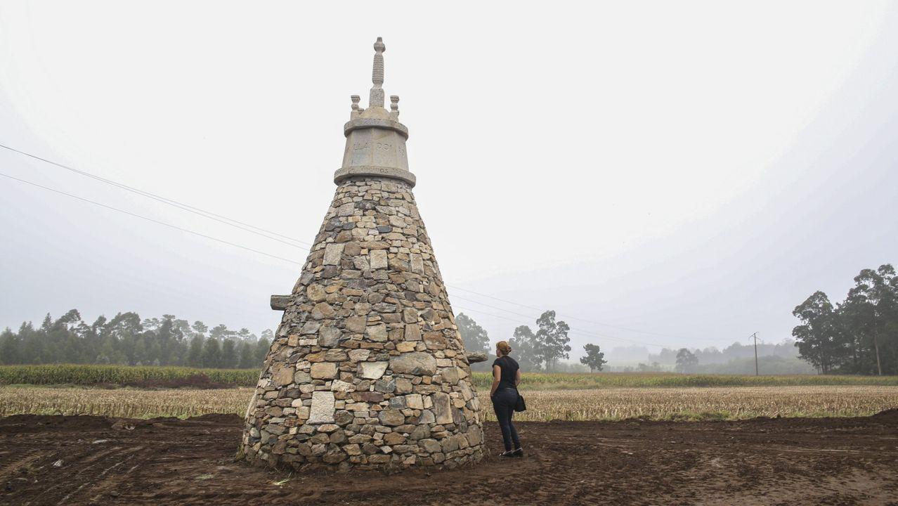 La aldea de Vilariño y sus sequeiros en imágenes.Ron Carter ofrecerá un concierto a las 20.30 horas en el Círculo das Artes