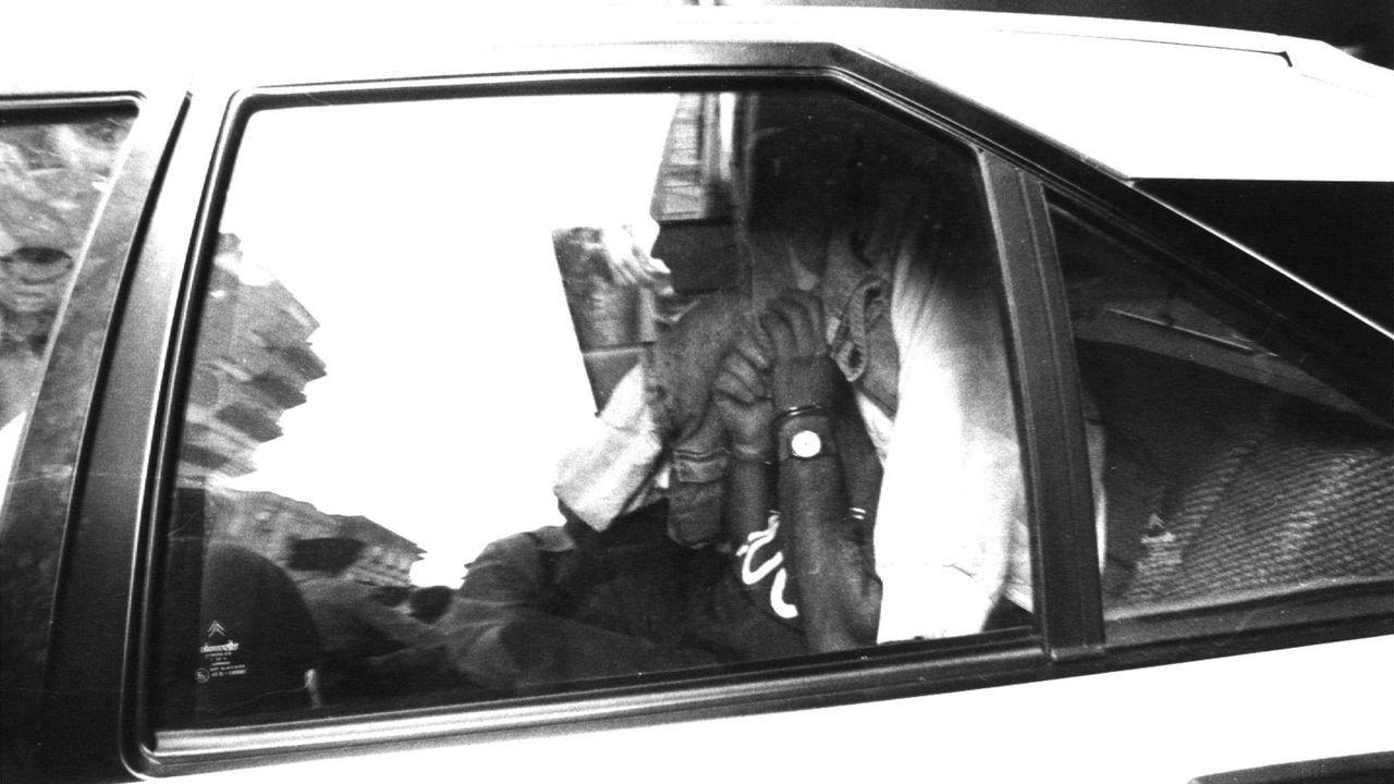 Un narcotráfico detenido en la operación Nécora a la salida de la comisaría