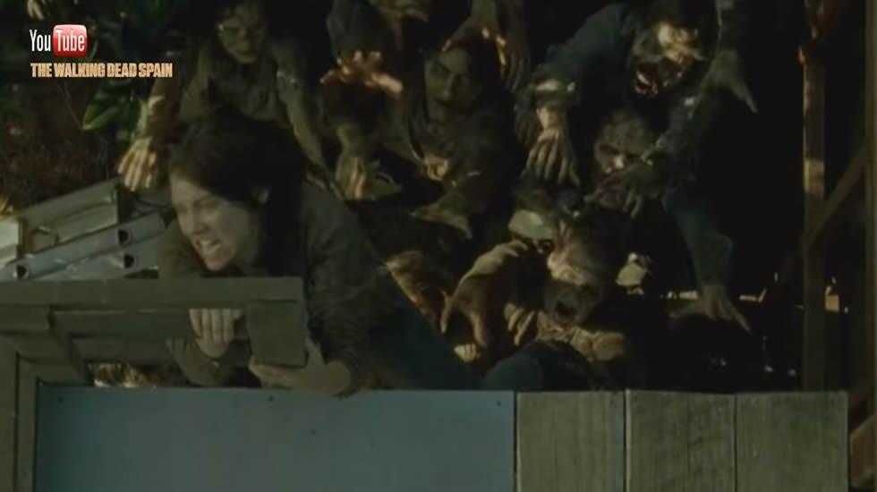 «The Walking Dead» 6X08