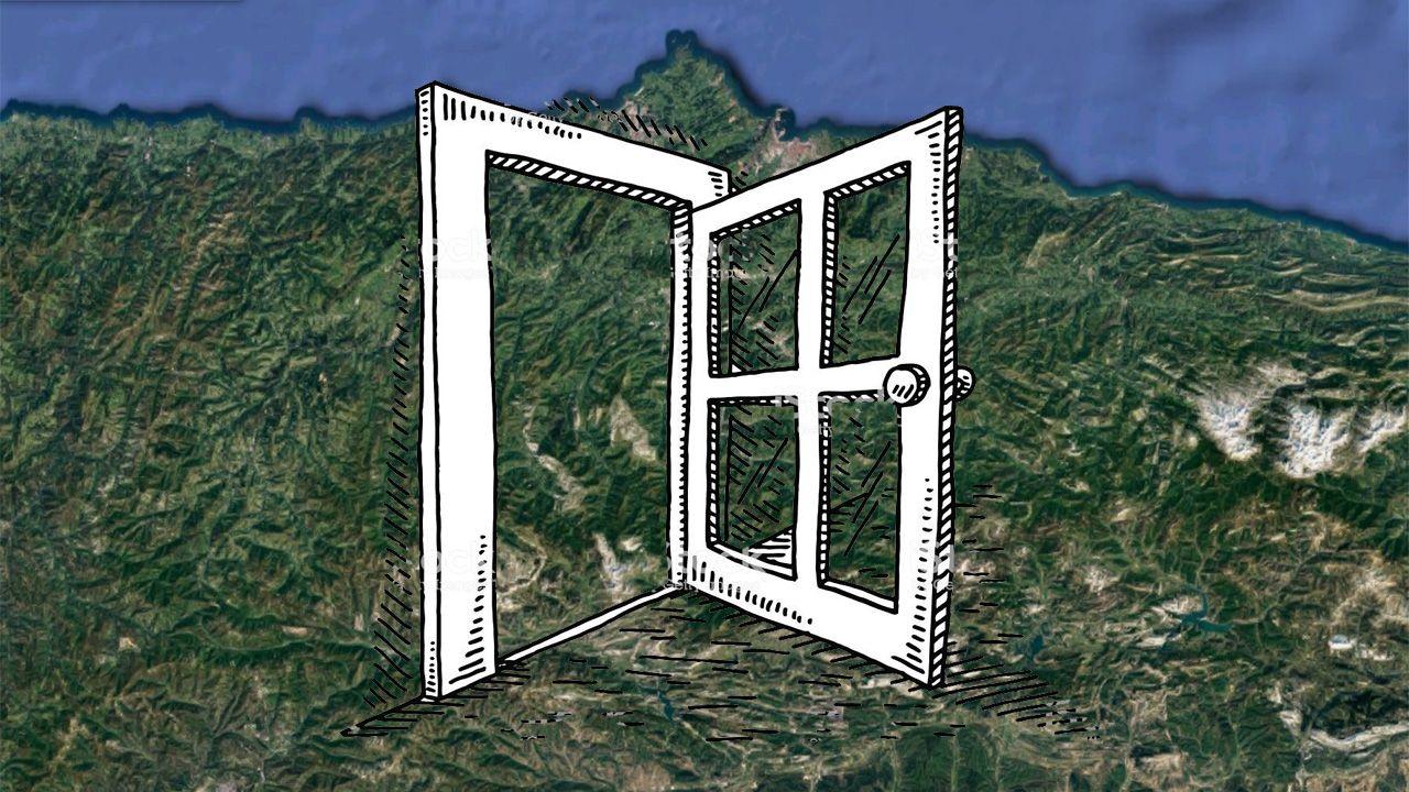 Asturias, de cascada en cascada.Trinidad Suárez