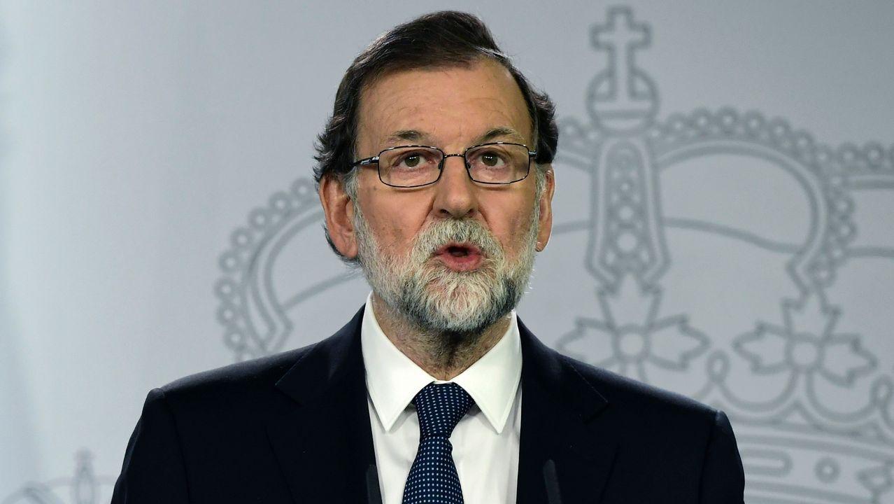 Rajoy: «No ha habido un referendo en Cataluña»