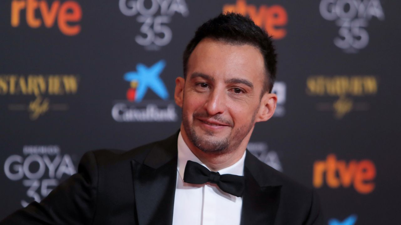 El director Alejandro Amenábar.