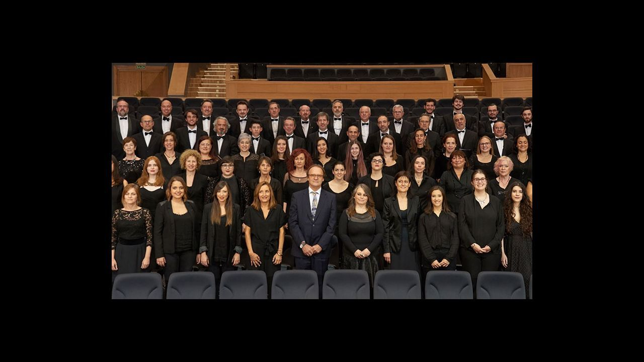 Serguéi Rechetilov se jubila tras 28 años en la Orquesta Sinfónica de Galicia
