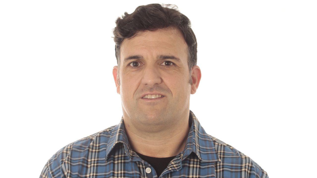 Juan Carlos Cortina Sirgo, fundador y redactor del blog «Apellido Sirgo»
