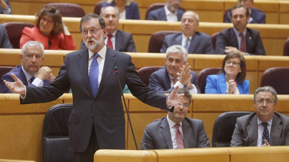 Rajoy a Espinar: «En lugar de tanta Coca Cola, tome tila, que le va a sentar mejor»