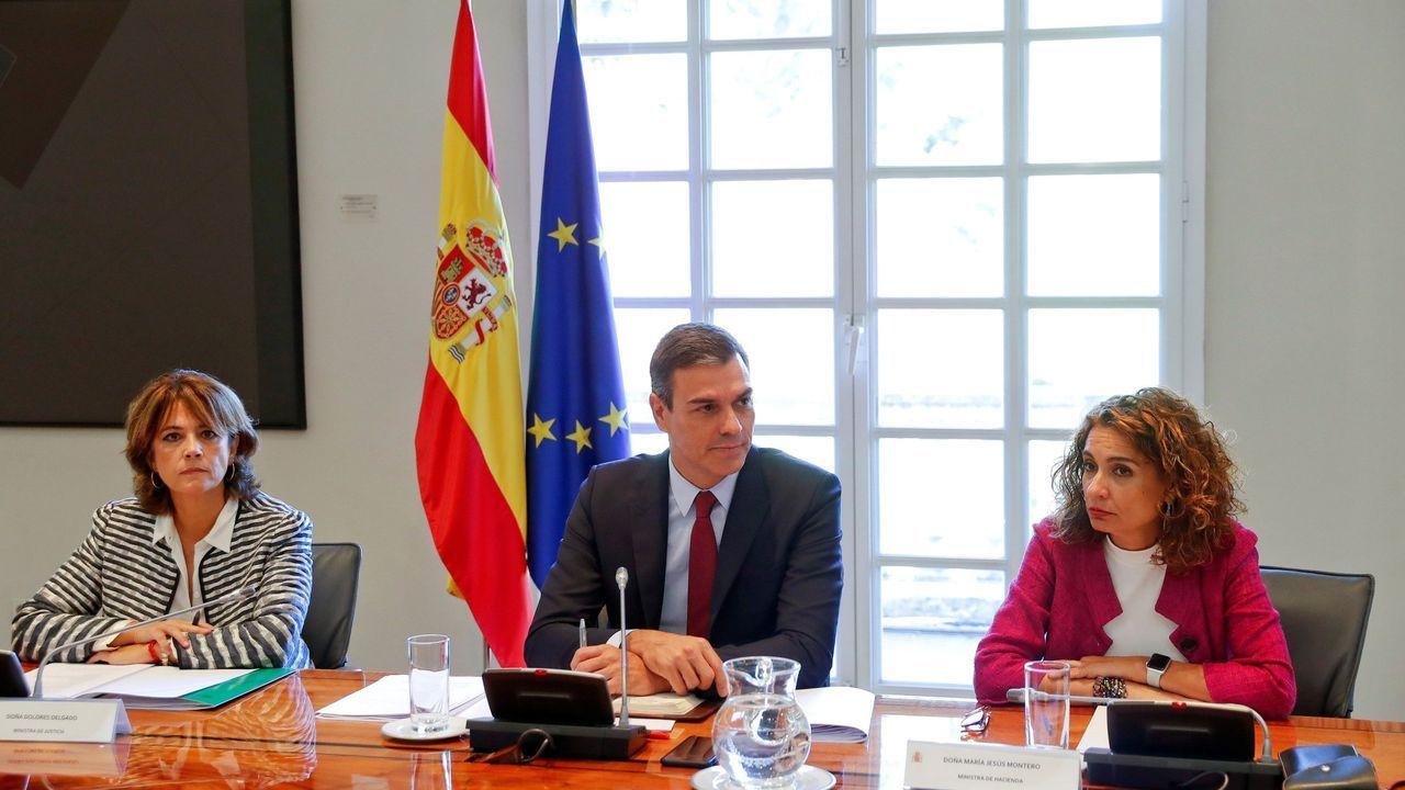 El presidente del Gobierno en funciones, Pedro Sánchez, ha asegurado que si no tiene los votos asegurados para la investidura no será candidato