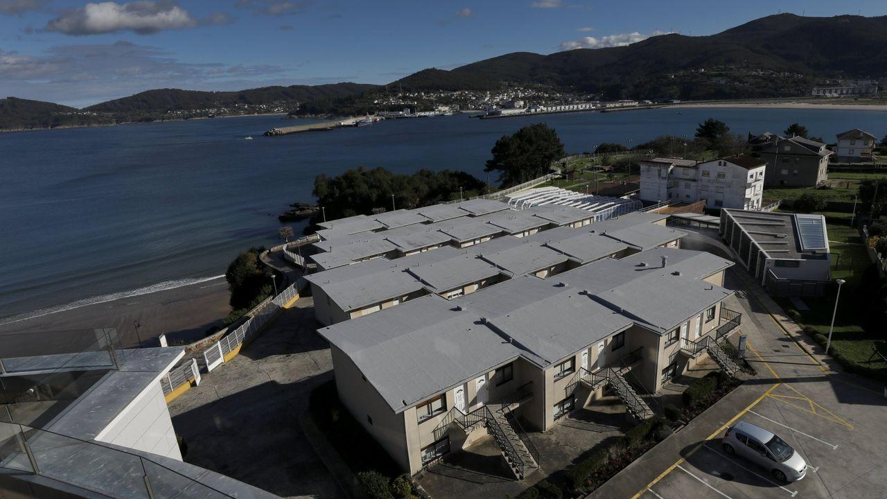 Apartamentos Las Sirenas en Viveiro
