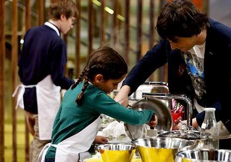 Estas vacaciones los niños serán los jefes de la cocina de La 1.