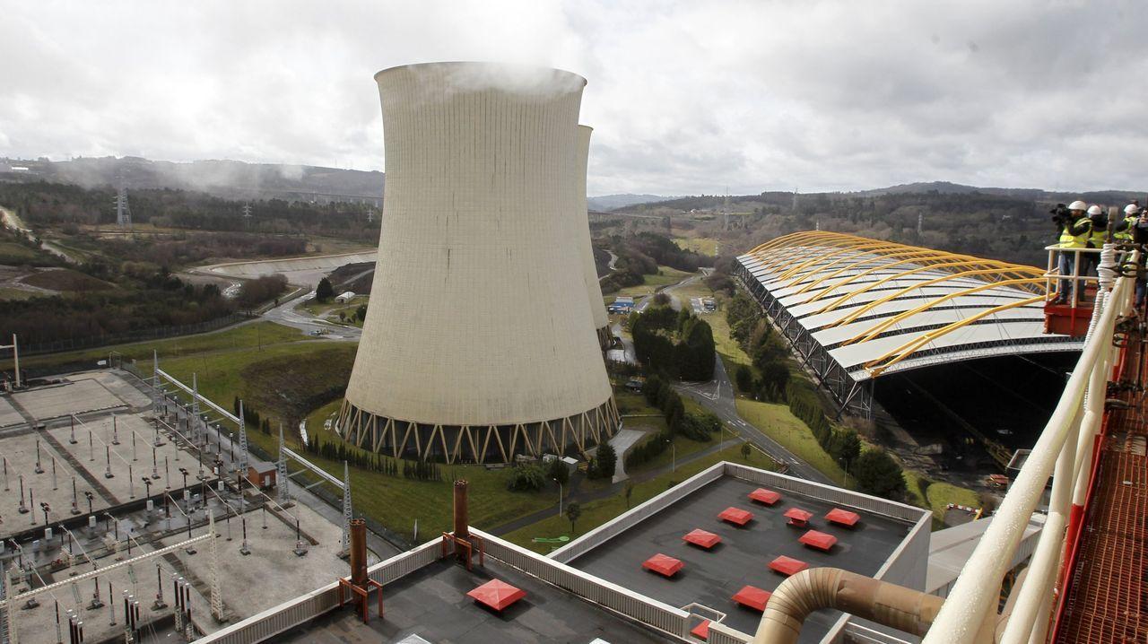 «La eficiencia de estos eólicos es superior a la de anteriores generaciones».Néstor Rego, diputado electo del BNG por A Coruña