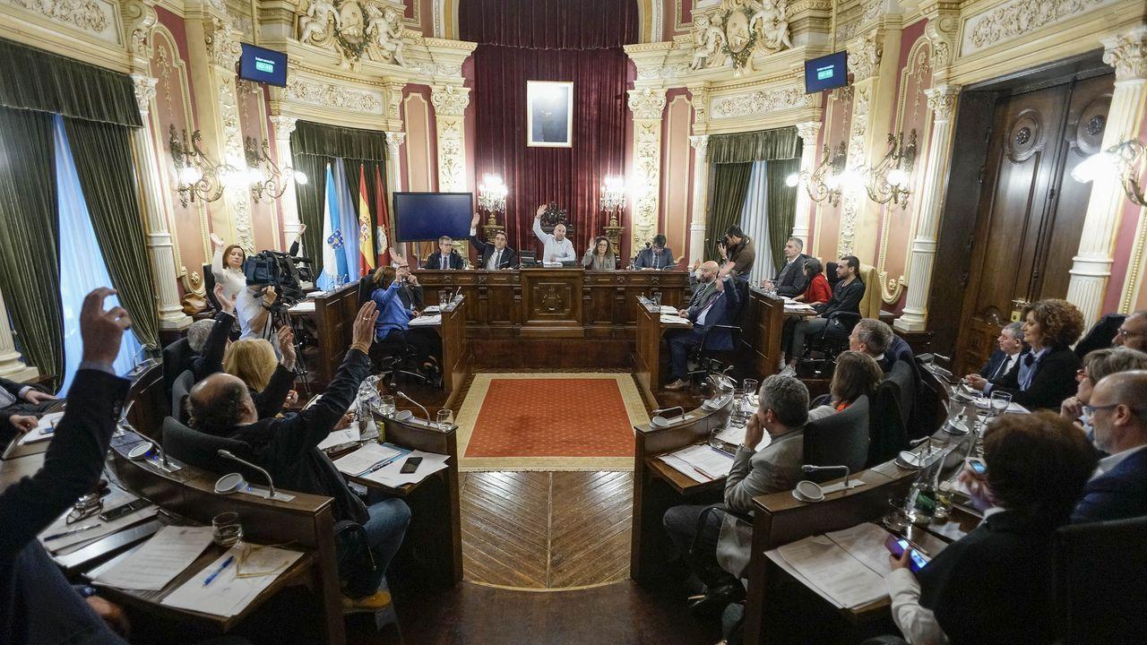 Las intervenciones plenarias están reguladas por un tiempo limitado