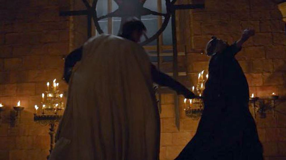 Jaime Lannister, el Matarreyes