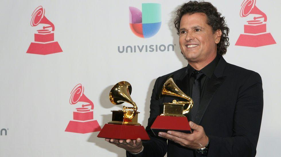 «La bicicleta», de Carlos Vives y Shakira, Canción del Año y Grabación del Año