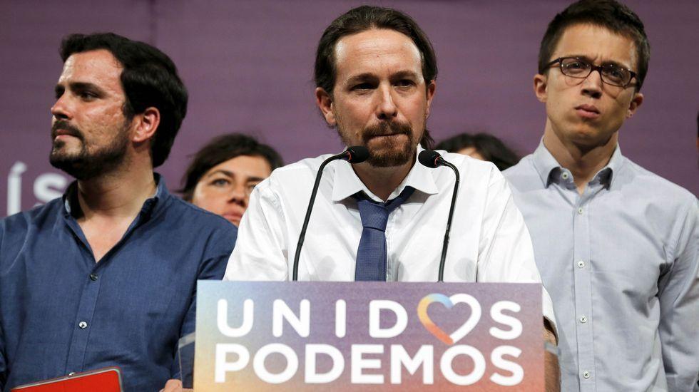 Pablo Iglesias: «Es el momento de reflexionar»