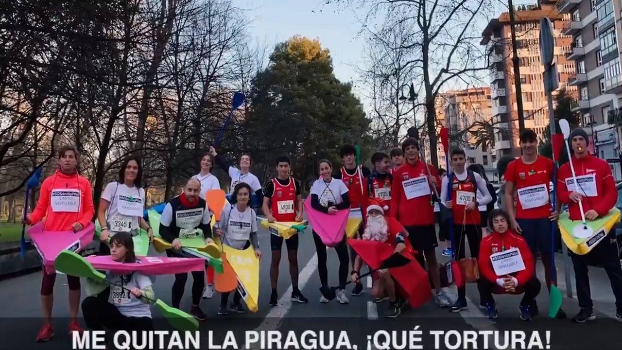 Pontevedra y O Salnés invitan a dar un paseo y descubrir sus lugares con encanto.Fotograma del vídeo del Real Grupo Cultura Covadonga