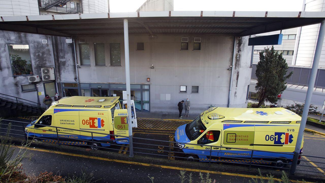 La presión asistencial en la uci de Montecelo deja a Pontevedra en el nivel medio alto de restricciones