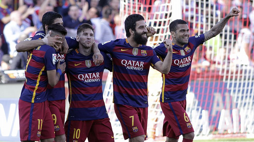El España-Croacia, en fotos.Luis Enrique celebra la victoria del Sporting