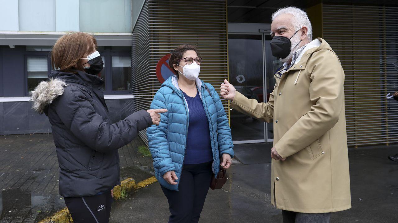 En directo: Feijoo anuncia las medidas con las quecomenzará la desescalada de la hostelería en Galicia.Locales de hostelería cerrados en Vilagarcía