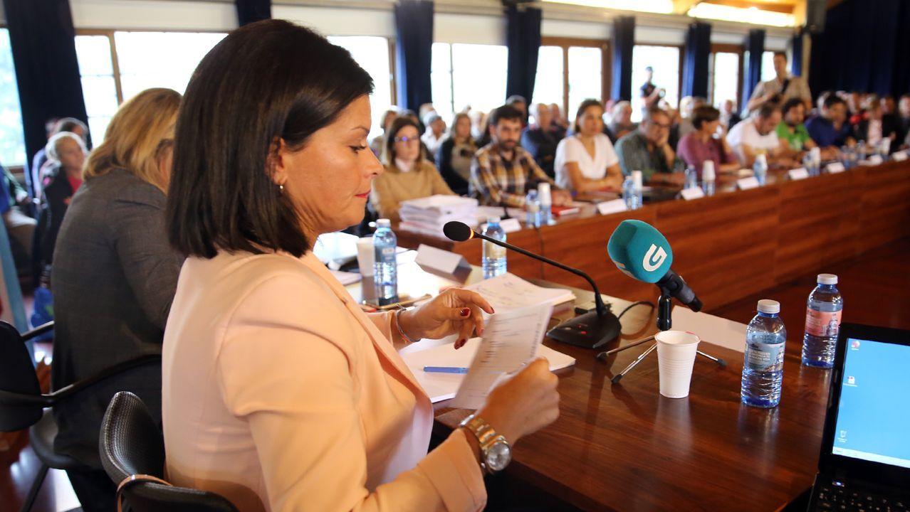 Así se hacen las mejores rosquillas, filloas y orejas.Pombo da Silva, poco antes de iniciar un juicio en la Audiencia Provincial de Pontevedra en 1994 acusado de amenazar de muerte a cuatro magistrados.