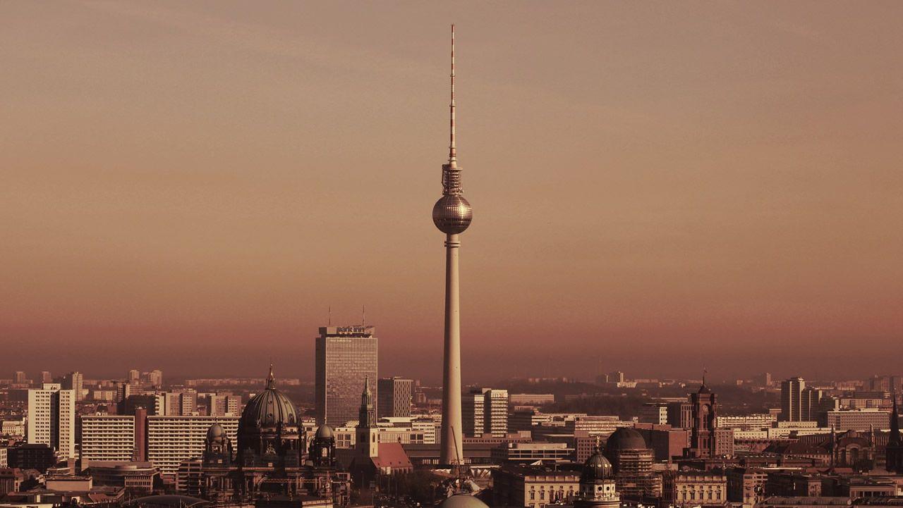 Vista general de Berlín