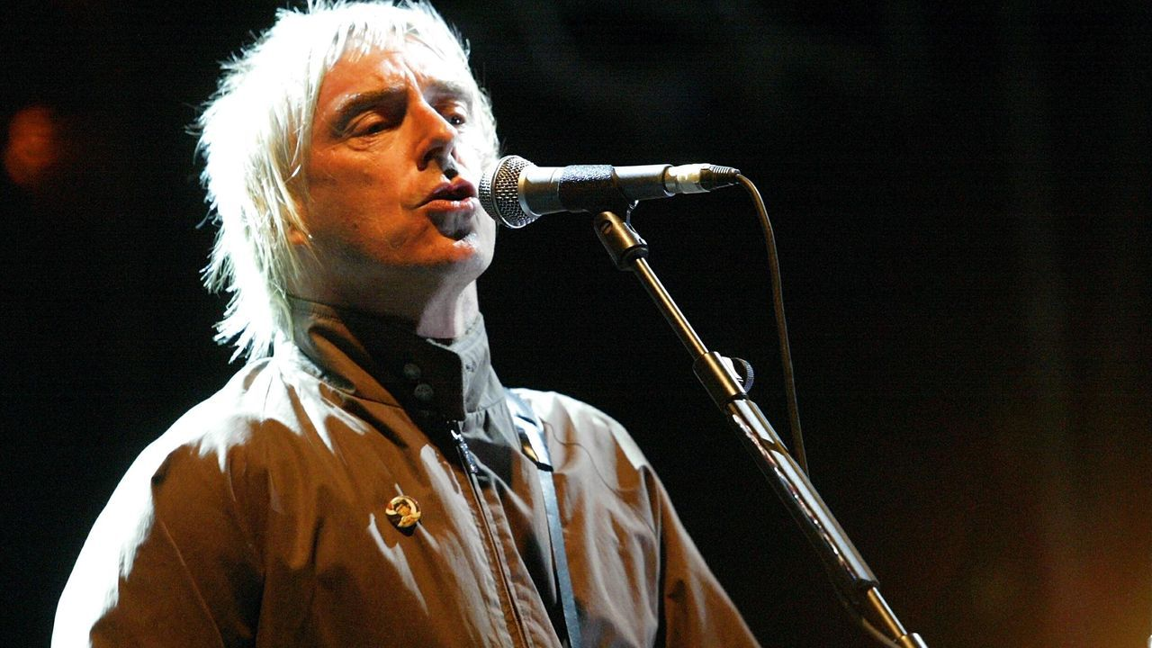 PAUL WELLER EN EL NOROESTE POP ROCK DEL 2006