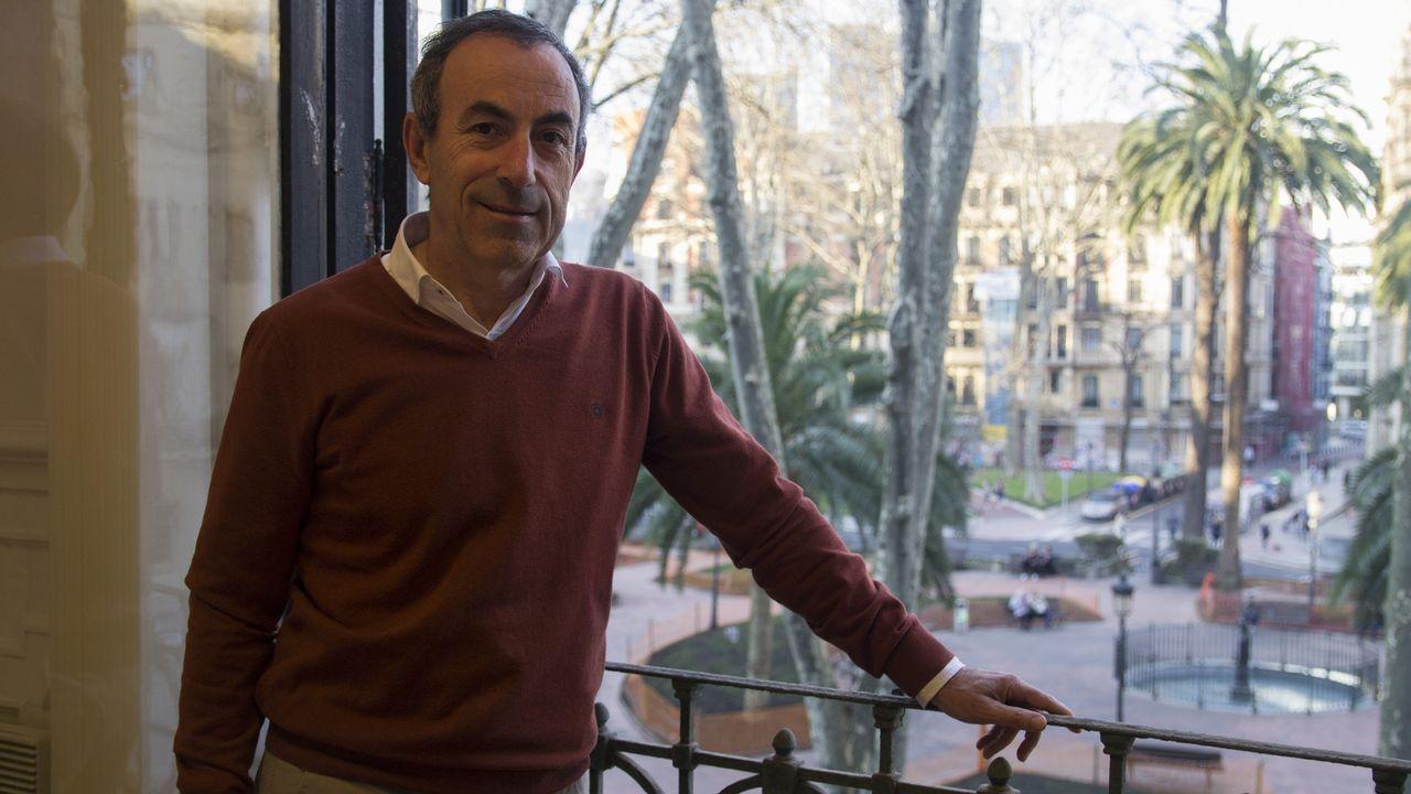 Bilbao.Juan Carlos Sinde es el gerente de la comisión gestora de Zorrotzaurre, una sociedad mixta que asume la última fase de la transformación urbanística de Bilbao en la isla artificial ideada por la arquitecta Zaha Hadid
