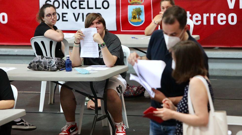 Selectividad en Vigo
