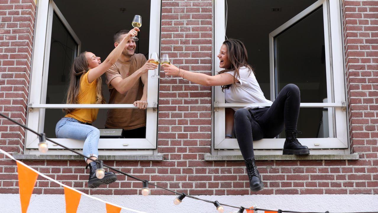 En Holanda hoy festejan el Día del rey