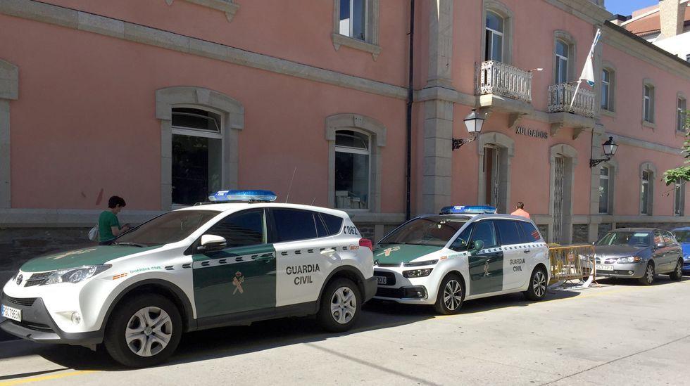 Las fotos de la ruta entre Samos y O Courel.La investigación sobre estas denuncias por estafa la dirigió el juzgado número uno de Monforte